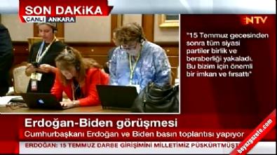 Cumhurbaşkanı Erdoğan: Bu zat hala terör örgütünü idare ediyor
