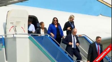 ABD Başkan Yardımcısı Biden Ankara'da İzle