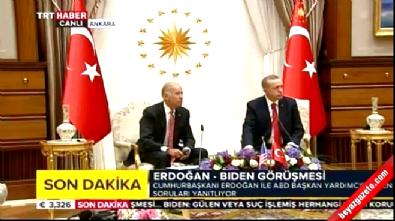 Erdoğan Amerikalı gazeteciyi uyardı
