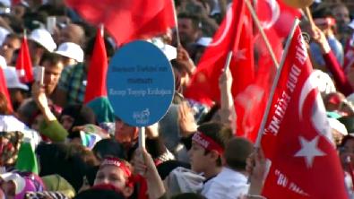 Cumhurbaşkanı Erdoğan'dan 3. Köprü müjdesi