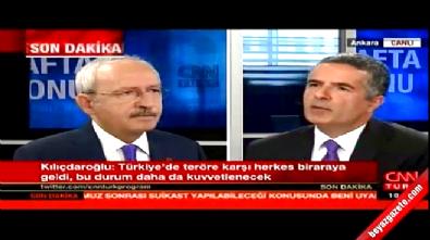 Kılıçdaroğlu'ndan HDP'ye terör eleştirisi