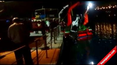 Kız arkadaşını ve kendini 50 metrelik uçurumdan ölüme sürükledi