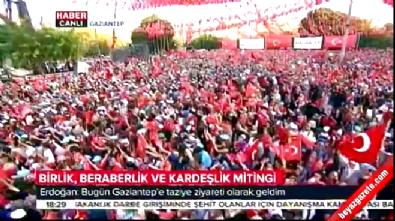 Erdoğan acı haberi verdi! Kimliği tespit edilemeyen mevtalarımız var