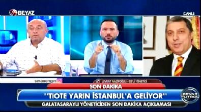 Galatasaray'daki transferlerde son dakika... Video