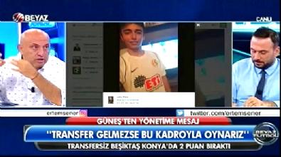 Sinan Engin: Beşiktaş taraftarı Tolga'yı sevmiyor Video