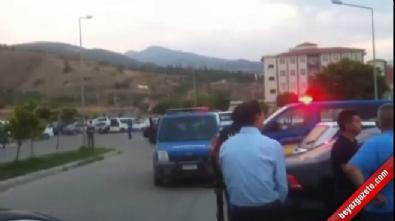 Manisa'da silahlı kavga: 2 ölü, 1'i polis 3 yaralı