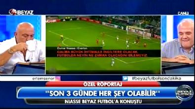 Oumar Niasse Galatasaray'a geliyor mu?