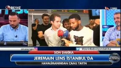 Fenerbahçe'nin yeni transferi İstanbul'da İzle