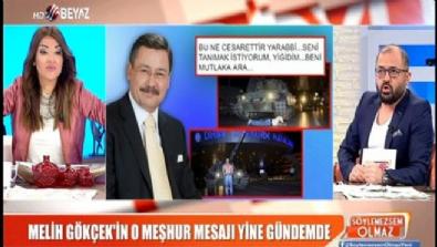 Gökçek'in ''Yiğidim... '' mesajı, Vasip Şahin'e uyarlandı