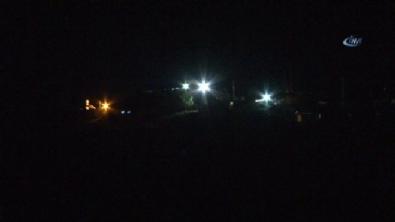 Sınırda İdlib intikali hareketliliği