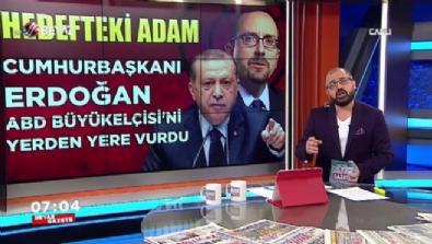 ABD Dışişleri Sözcüsü: Türkiye araya mesafe koymamalı