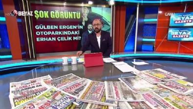 Gülben Ergen'in otoparkındaki Erhan Çelik mi?