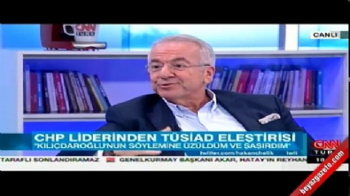 TÜSİAD Başkanı'ndan Kılıçdaroğlu'na cevap