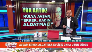 Hülya Avşar'a canlı yayında tepki yağdı!