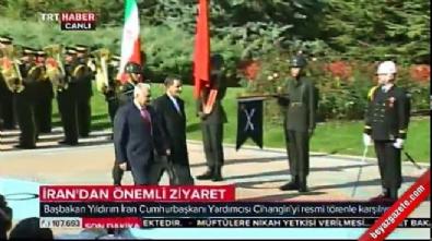 İran'dan kritik ziyaret: Cihangiri Ankara'da!