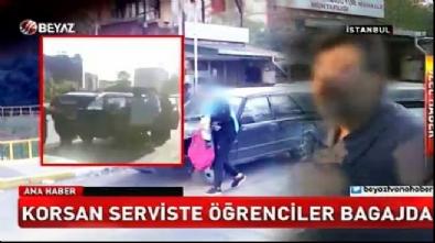 İstanbul'da korsan servis skandalı