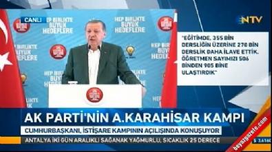 Cumhurbaşkanı Erdoğan Milli Takım'ın 3-0'lık mağlubiyeti bu sözlerle yorumladı!