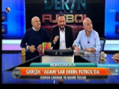 Gerçek 'Adam'lar Derin Futbol'da