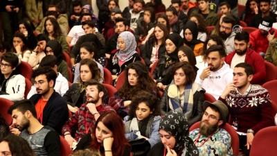 23. Gezici Film Festivali - Yönetmen Zeki Demirkubuz, söyleşiye katıldı - KASTAMONU