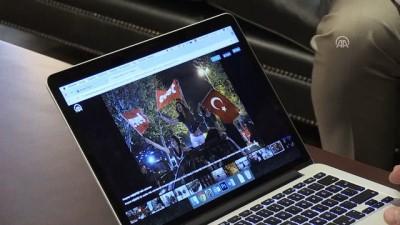 Başbakan Yardımcısı Akdağ, AA'nın 'Yılın Fotoğrafları' oylamasına katıldı - ANKARA
