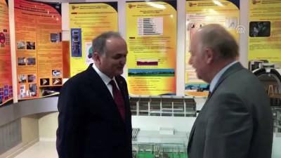 Bilim, Sanayi ve Teknoloji Bakanı Özlü, Belarus'ta - MİNSK