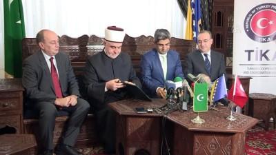 Bosna Hersek'te Arakanlı Müslümanlara toplanan yardımı TİKA ulaştıracak - SARAYBOSNA