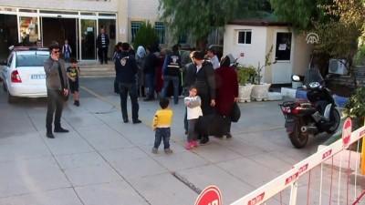 Ege'de yasa dışı göçle mücadele - 23 Suriye uyruklu kaçak yakalandı - MUĞLA