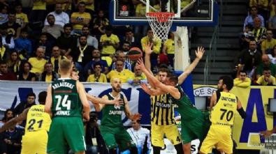 Fenerbahçe Doğuş - Zalgiris (Maç özeti)