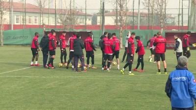 Gençlerbirliği, Kasımpaşa maçının hazırlıklarına başladı - ANKARA