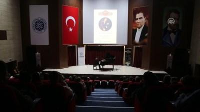 'Gülsin Onay Piyano Günleri' - Piyanist Cemil Yener Gökbudak konser verdi - TEKİRDAĞ