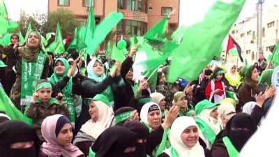 Hamas'ın 30'uncu kuruluş yıl dönümü - GAZZE