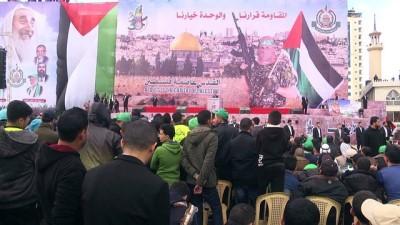 Hamas Siyasi Büro Başkanı İsmail Heniyye (1) - GAZZE