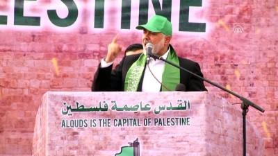 Hamas Siyasi Büro Başkanı İsmail Heniyye (2) - GAZZE