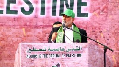 Hamas Siyasi Büro Başkanı İsmail Heniyye (3) - GAZZE