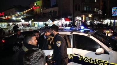 İsrail güçleri, Filistinli göstericilere müdahale etti - KUDÜS
