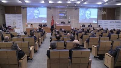 İTO Meclisi merhum İbrahim Çağlar'ı andı - İSTANBUL