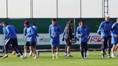 Kasımpaşa'da Gençlerbirliği maçı hazırlıkları - İSTANBUL