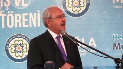 Kılıçdaroğlu: '(Asgari ücret) O, 2 bin lirayı alacağız ve o işçiye vereceğiz, nokta' - MUĞLA