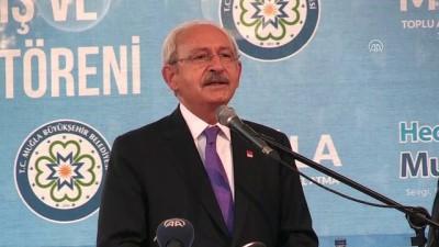 Kılıçdaroğlu: 'Doğu Kudüs'te konsolosluğumuz var. O konsolosluğu büyükelçiliğe çevirin' - MUĞLA