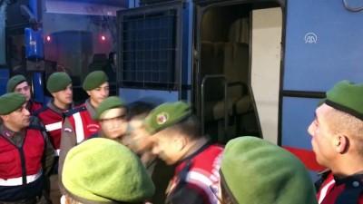 Kırklareli'deki FETÖ darbe girişimi davasına devam edildi