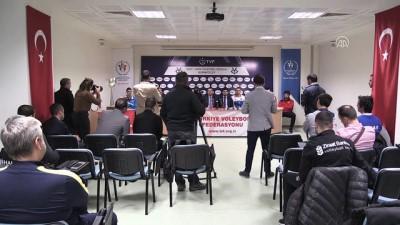 Kupa Voley Final Etabı heyecanı başlıyor - ŞANLIURFA