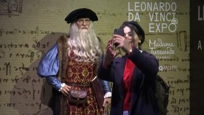 'Leonardo Da Vinci Expo: Dahi İstanbul'da' sergisi (2) - İSTANBUL