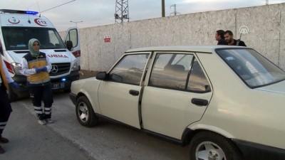 Otomobil içinde yarı çıplak cesedi bulundu - KONYA