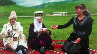 Roza Aytmatova, abisi Cengiz Aytmatov'u anlattı - SAMSUN