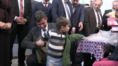 TBB Başkanı Feyzioğlu, Coşkun ailesine taziye ziyaretinde bulundu - SİİRT