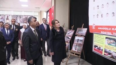 'Terörün Gerçek Yüzü' konulu fotoğraf sergisi - DİYARBAKIR