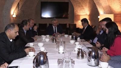 Ulaştırma Bakanı Arslan: 'İİT'nin aldığı karar BM'ye götürülecek' - KOPENHAG