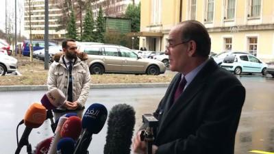 Yahya Aridi: 'Toplantı ciddi ve verimli geçti' - CENEVRE