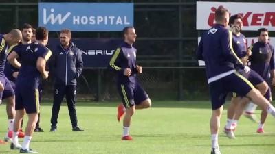 Fenerbahçe'de Kardemir Karabükspor maçı hazırlıkları - İSTANBUL