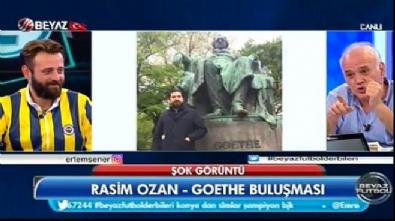 Koparan 'Goethe' muhabbeti